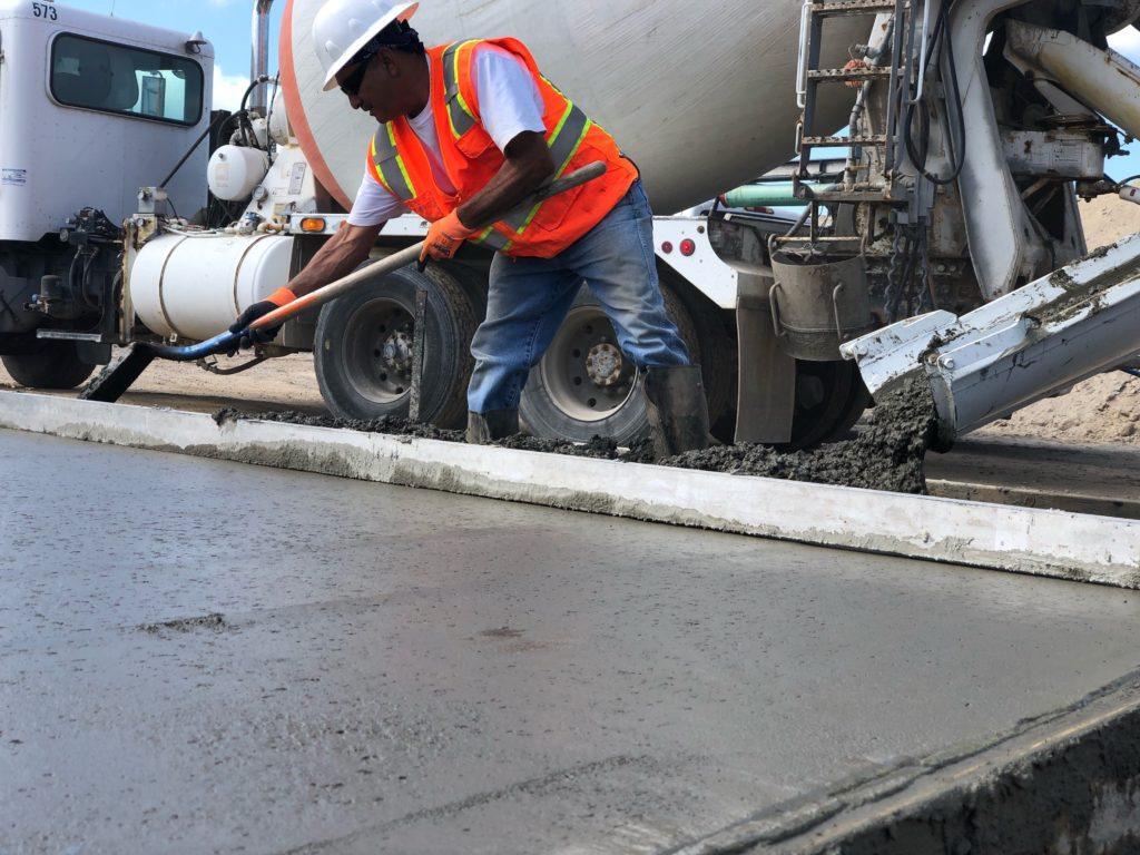 JUNO XP-enhanced concrete