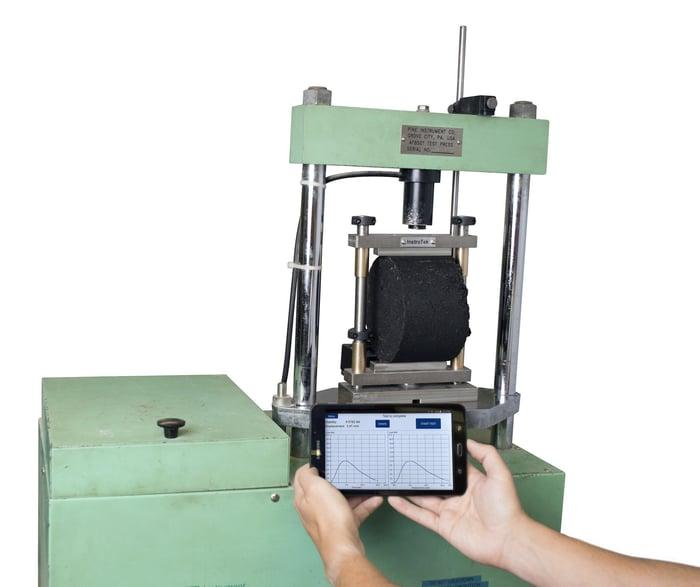 Indirect Tensile Cracking Test at Intermediate Temperature (IDEAL-CT)