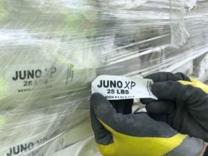 JUNO XP®, is an advanced supplementary cementitious material