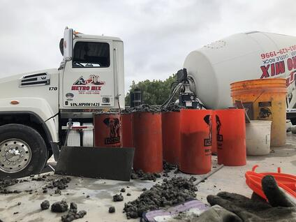 Juno concrete binder replacement product