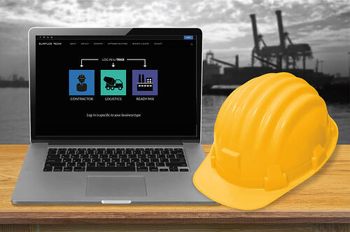 E-Business Solutions for Concrete Industry- MAINFRAME