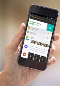 mobile app for concrete