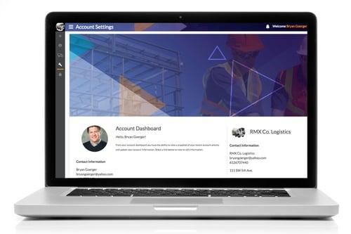 Concrete E-Platform